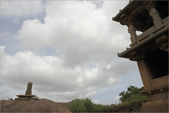 monsoon clouds, chitradurga