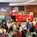 Mon, 2018/09/24 - 1:52pm - Clarington Public Library was excited to welcome Arlene Chan to the Bowmanville Branch on Monday, September 24, 2018!  We celebrated the Moon Festival with Arlene Chan, author of seven books about the history, culture, and traditions of the Chinese in Canada! This mid-autumn festival is a centuries-old celebration of the harvest, and plays an important role in Chinese culture.  We acknowledge the support of the Canada Council for the Arts, which last year invested $153 million to bring the arts to Canadians throughout the country. Nous remercions le Conseil des arts du Canada de son soutien. L'an dernier, le Conseil a investi 153 millions de dollars pour mettre de l'art dans la vie des Canadiennes et des Canadiens de tout le pays.