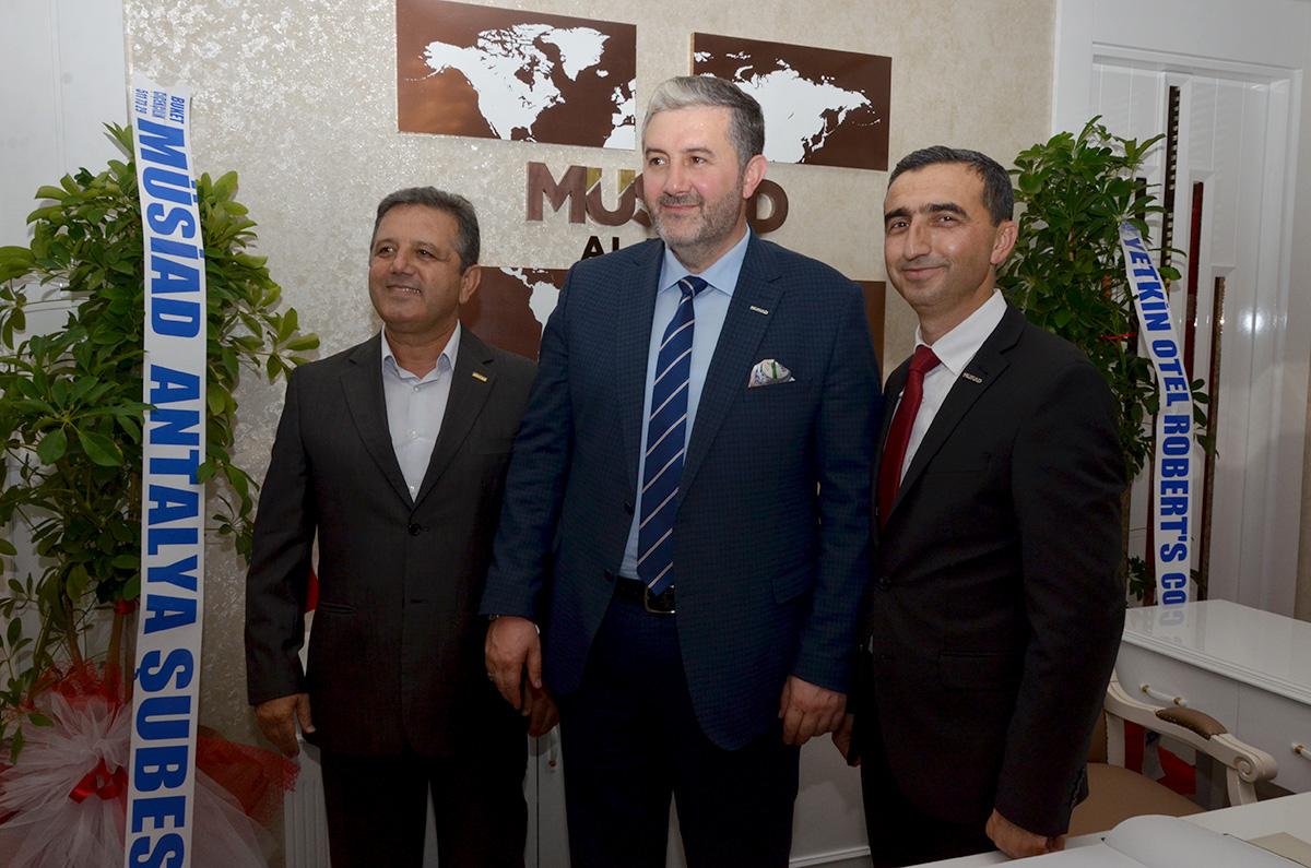 Akın Tabaklar, Abdurrahman Kaan,Mustafa Durusoy