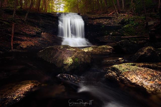 Portrait of a Waterfall