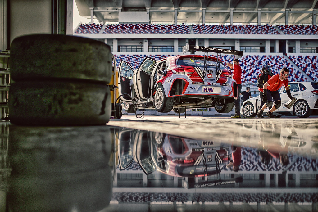 05 MICHELISZ Norbert, (hun), Hyundai i30 N TCR team BRC Racing, action during the 2018 FIA WTCR World Touring Car cup of China, at Ningbo  from September 28 to 30 - Photo Jean Michel Le Meur / DPPI