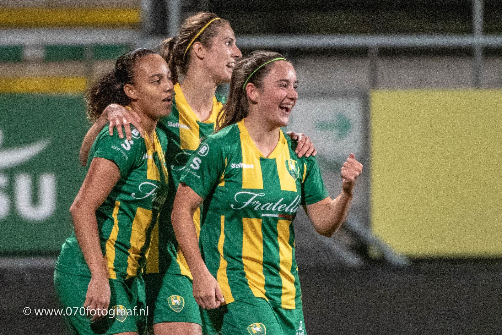 Voetbal: 2018-09-28 vrouwen ADO – FC Twente [3-1]