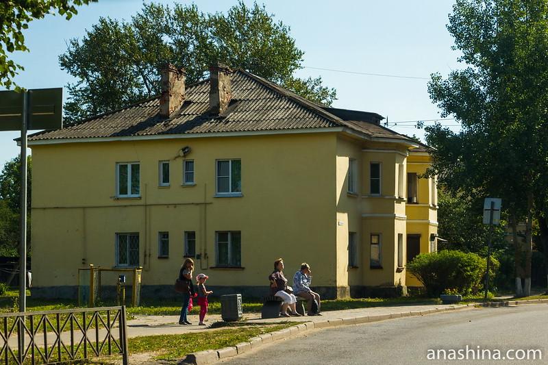 Жилой дом в Волхове
