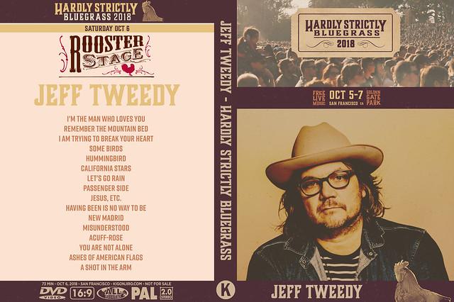 Jeff Tweedy - HSB 2018