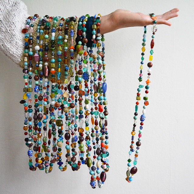 JuanitaTortilla Maximalist Necklaces (1)