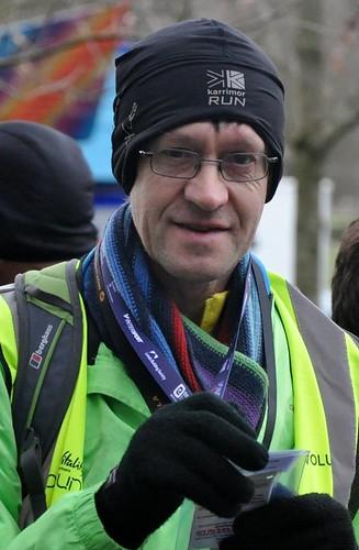 Volunteer Bernie