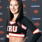 Rachel Dixon, WolfPack Cheerleading Team