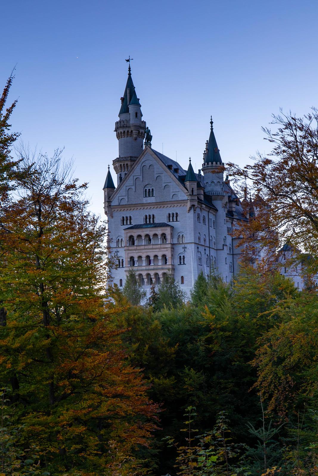 10.08. Neuschwanstein Castle