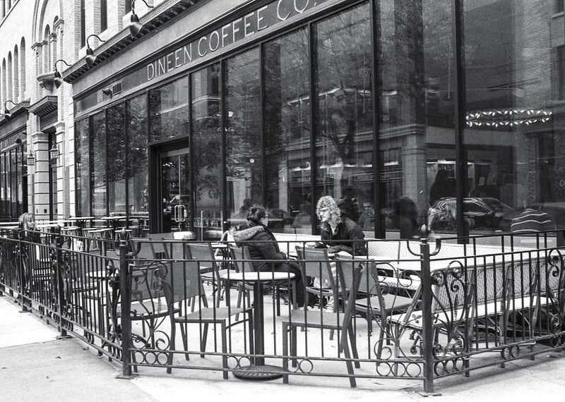 Dineen Coffee Patio
