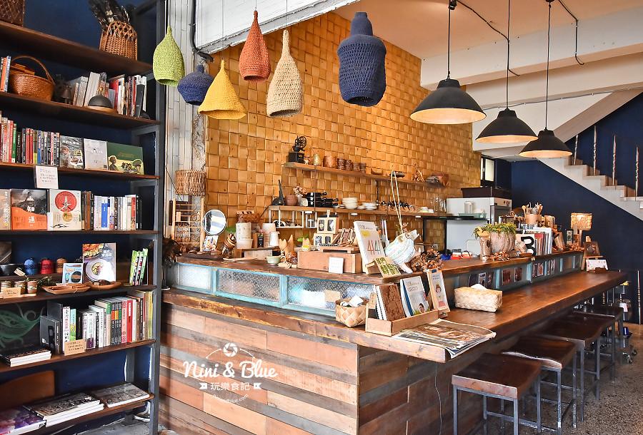 台東咖啡 Kituru 咖啡 台東景點 菜單價位 山地飯04