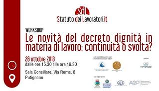 Workshop Putignano