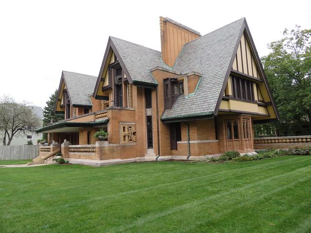Moore-Dugal Residence Oak Park