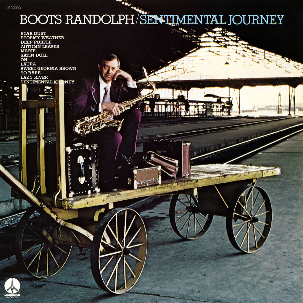 Boots Randolph - Sentimental Journey