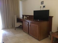 Be Live Marien Puerto Plata - Zimmer - Schreibtisch & Fernseher / Room - Desk & TV