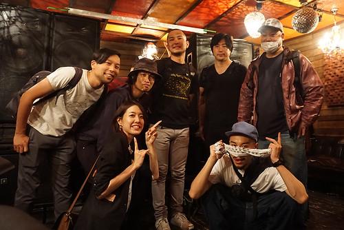 2018.05.26 Kin-Ben LABEL Work Out feat. YUKIMASA、Masafumi Take