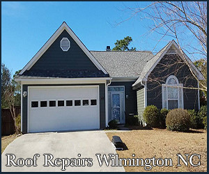 roof repair in Wilmington, NC
