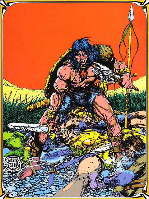 Conan -21- Barry Windsor Smith