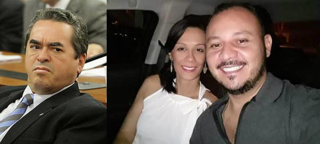 Helder arranja cargo federal a genro de Lira Maia acusado de peculado na Perfuga, Lira Maia e Reinaldo Sousa