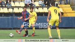 LN Juvenil. Villarreal CF B 1-1 Levante UD B (28/10/2018), Jorge Sastriques
