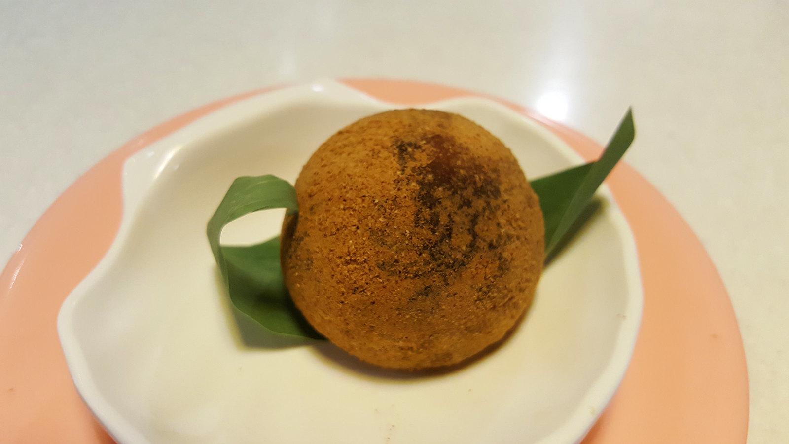爭鮮 手信坊 黑糖雪菓 (花生)