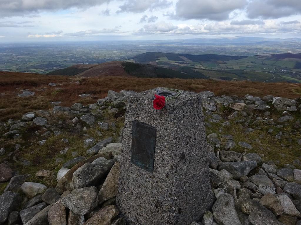 Mount Leinster 29 October 2018