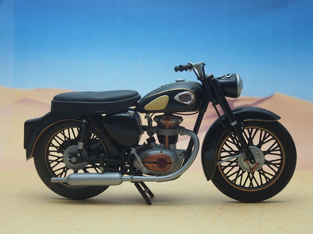 BSA 250 CC Star 15