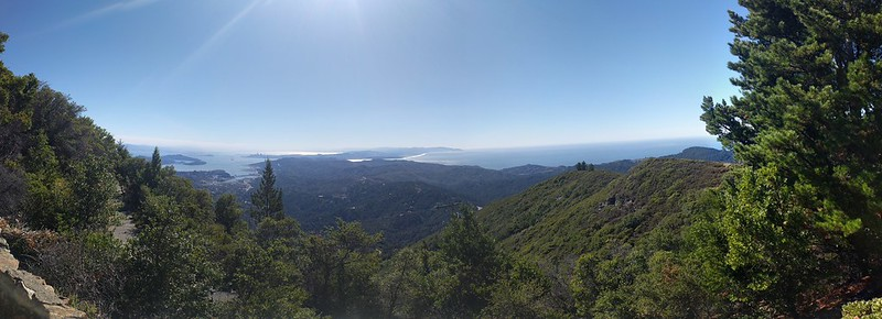 Marin Ride: The View