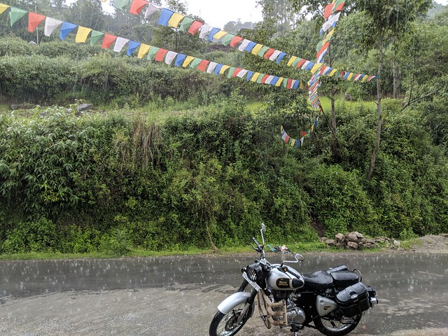 todo in rain: bike photography