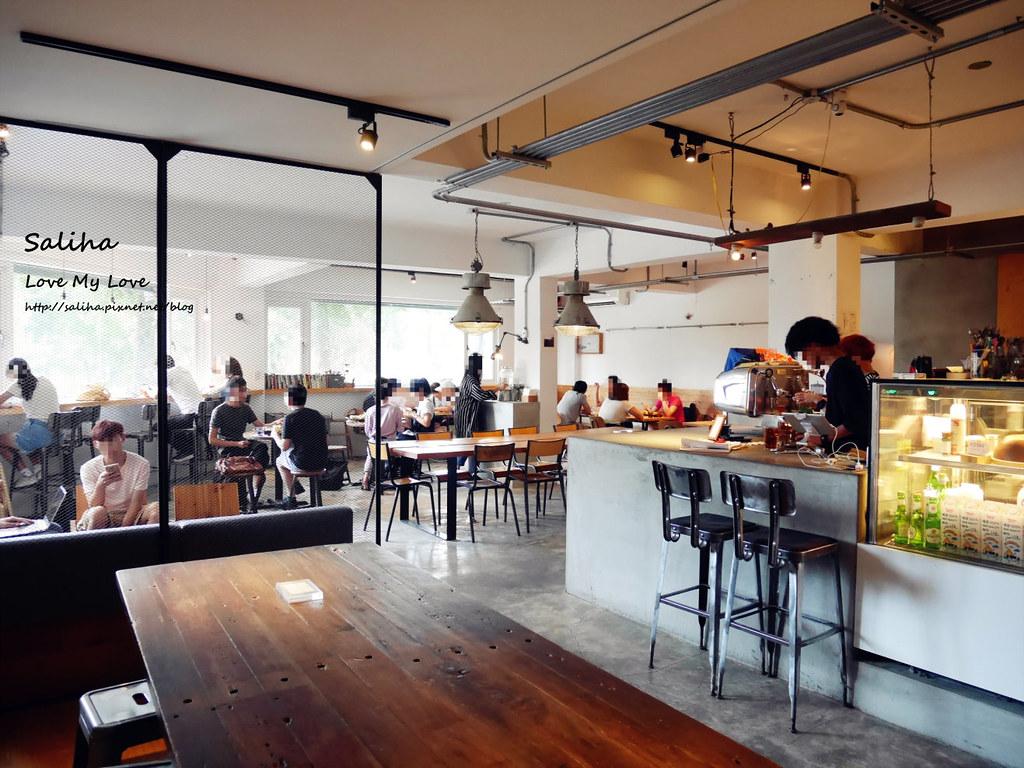 台北公館台大附近讀書咖啡廳不限時餐廳 (2)