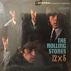THE ROLLING STONES:12 X 5(JACKET A)