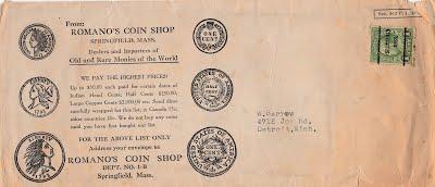ROMANO-1935 mailer env