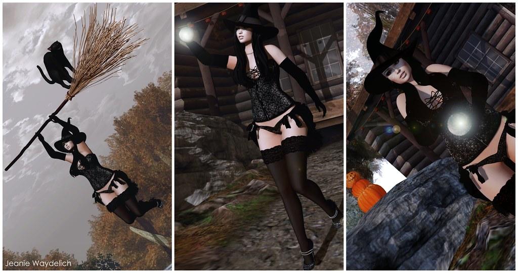 LOTD 1069 - Sexy Witch