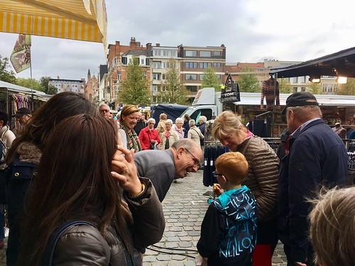 2018.09.28|Marktbezoek Leuven