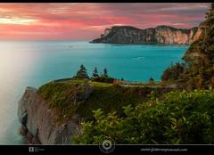 Cap Bon Ami sunrise DRI
