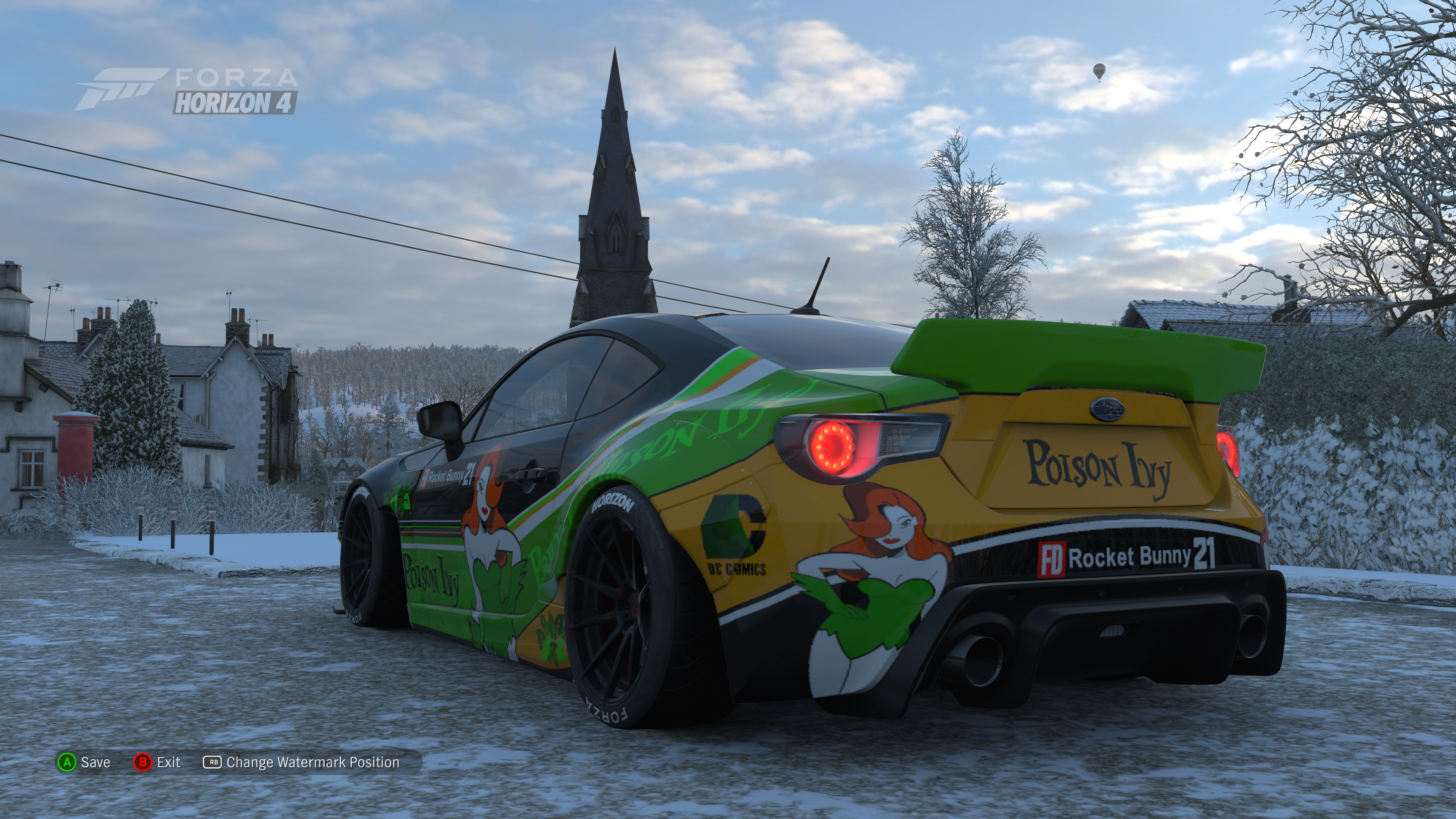 Forza Horizon 4 Livery Contest – Liverycomp7 (ALWAYS NOTE NEW