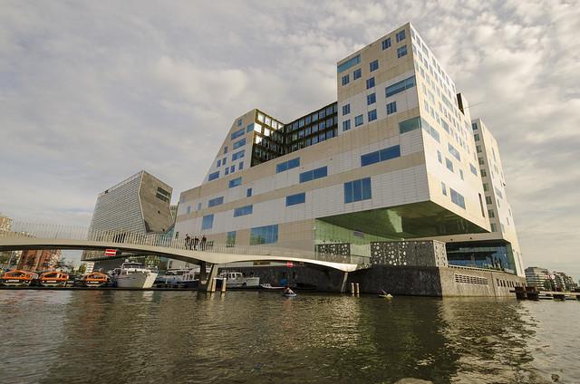 Amsterdam Waterfront 2