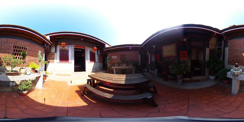 4金門水頭客棧三館後庭