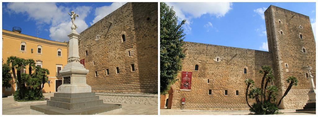 Gioia del Colle Castle