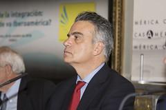 Santiago Miralles, director general de Casa de América