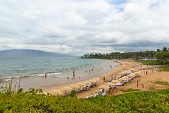 Wailea beach Park Maui Hawaii