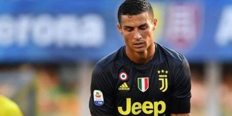 Kartu merah Ronaldo karena halusinasi