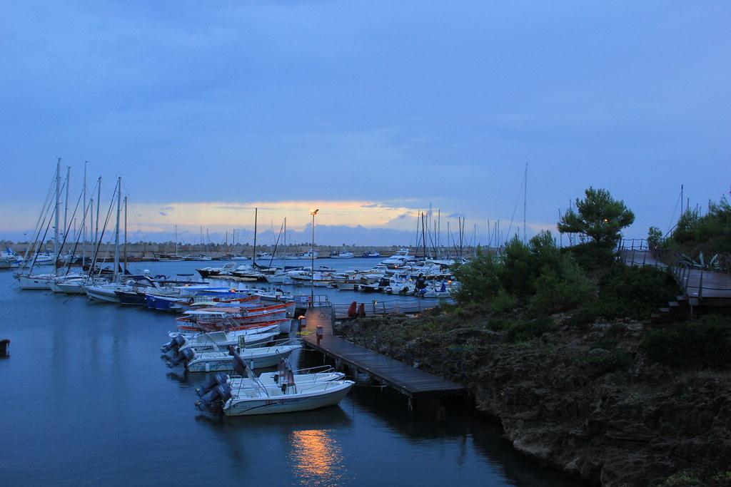 Harbour, Santa Maria di Leuca