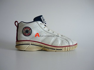 VINTAGE CONVERSE ALL STAR 2000 MID REACT BASKETBALL SPORT ...