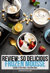 Product Review: So Delicious Frozen Mousse