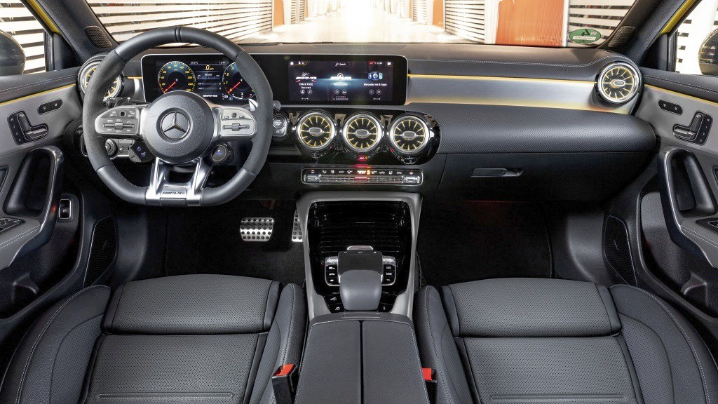 Mercedes-AMG A35 4Matic 1