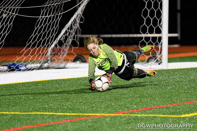 Shelton vs. Trumbull - High School Girls Soccer