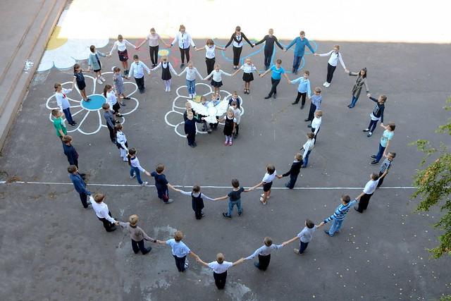 Відзначення Міжнародного Дня миру 21.04.2018