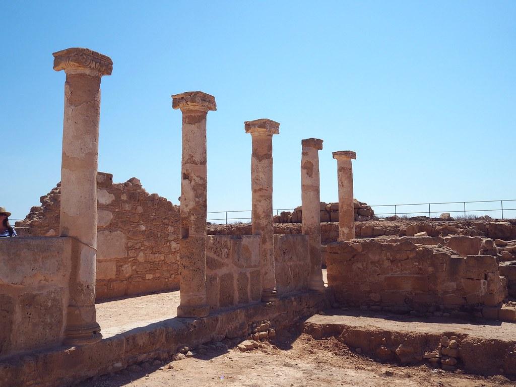 archaelogical park paphos