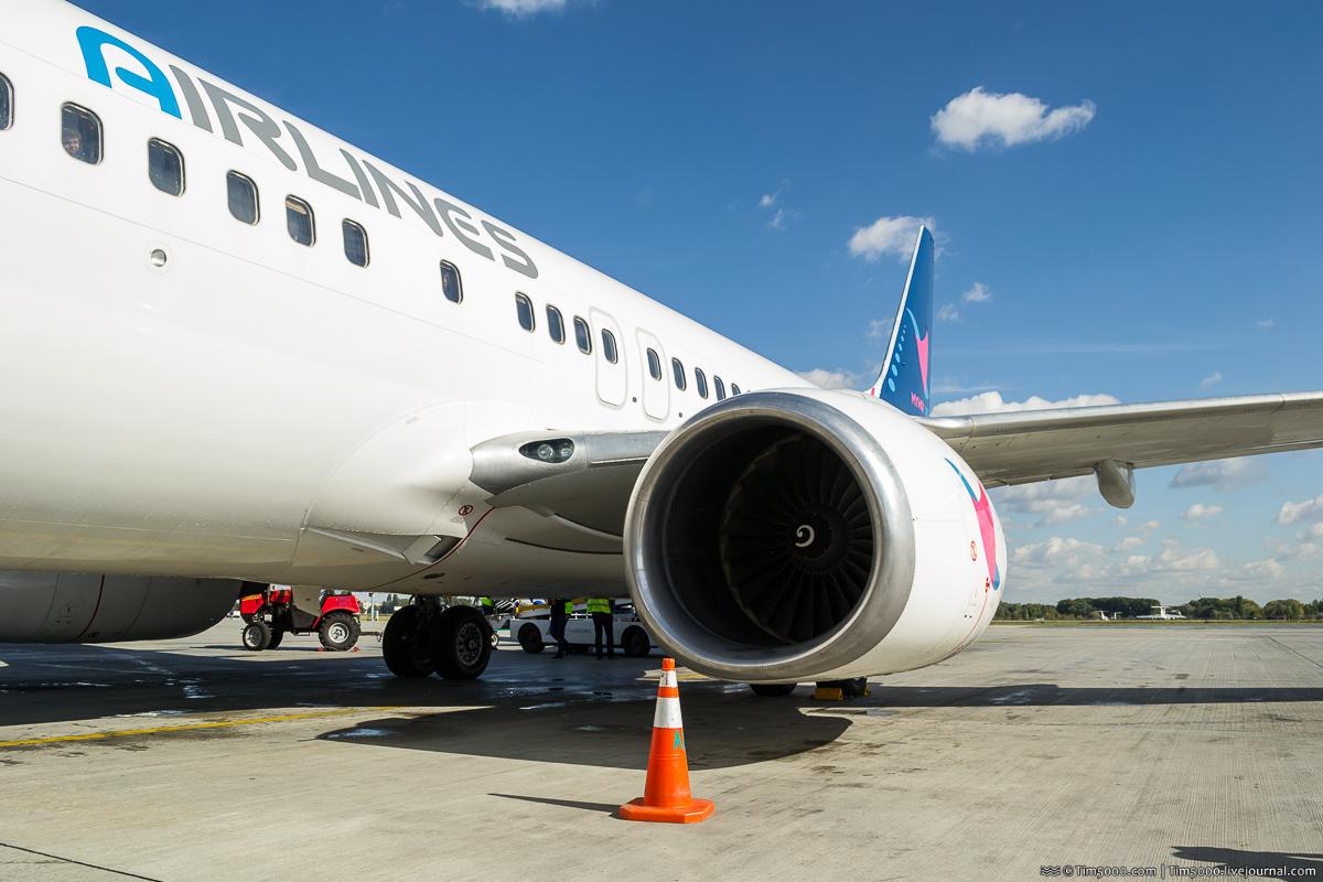 MyWay открывает рейсы Киев-Тбилиси