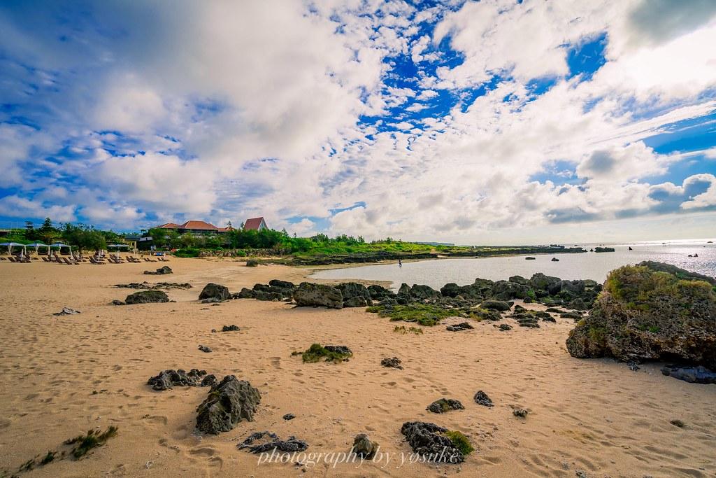 宮古島旅行2018 シギラビーチ